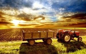 tractor,-puesta-de-sol-sobre-el-campo,-campo-208595